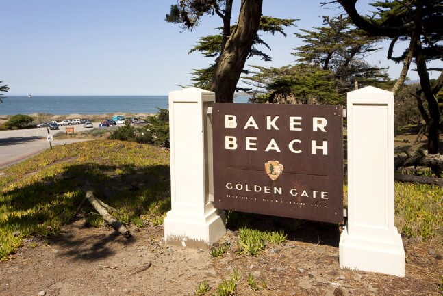 BakerBeach-park-sign